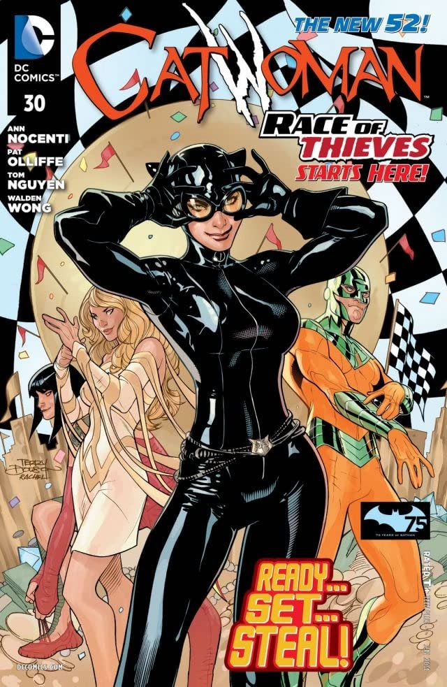 Catwoman (2011-) #30