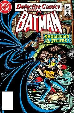 Detective Comics (1937-2011) #536