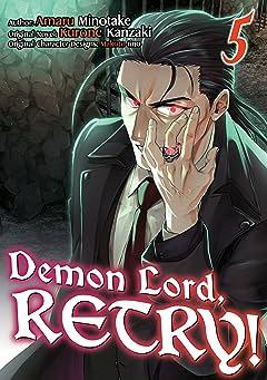 Demon Lord, Retry! Vol. 5 Vol. 5