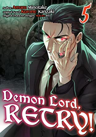 Demon Lord, Retry! Vol. 5 Vol. 5