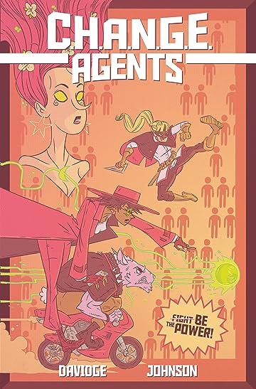 Change Agents No.1