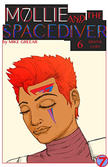 Mollie and the Spacediver No.6