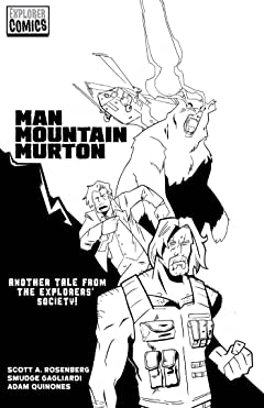 Man Mountain Murton #1