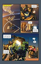 Transformers: Defiance - The Revenge of the Fallen Movie Prequel #1