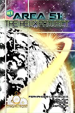 Area 51: The Helix Project #1