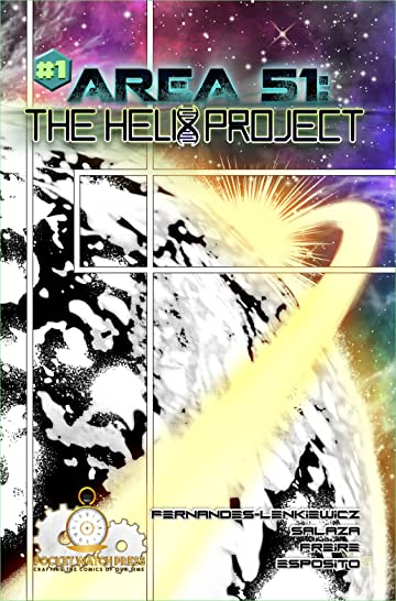 Area 51: The Helix Project No.1