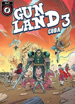 Gunland Tome 3 No.9: Coda