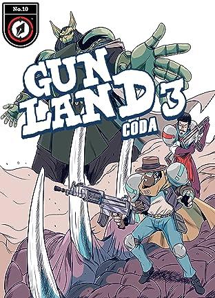 Gunland Tome 3 No.10: Coda