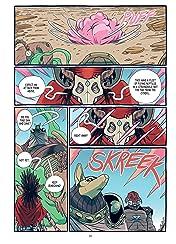 Gunland Vol. 3 #10: Coda