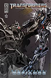 Transformers: Defiance - The Revenge of the Fallen Movie Prequel #2