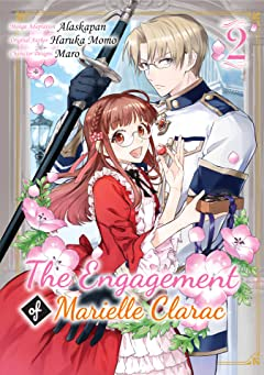The Engagement of Marielle Clarac (Manga) Vol. 2 Vol. 2