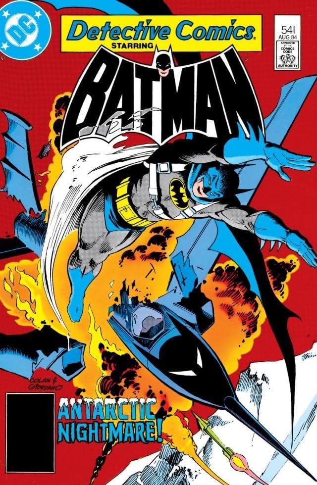 Detective Comics (1937-2011) #541