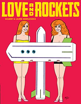 Love and Rockets #10: Vol. IV