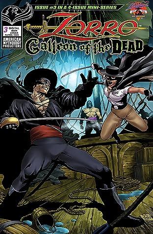 Zorro #3: Galleon Of the Dead