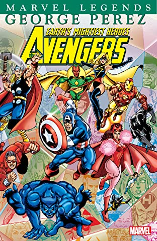 Avengers Legends: George Perez