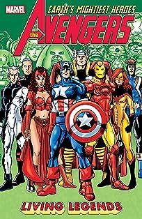 Avengers: Living Legends
