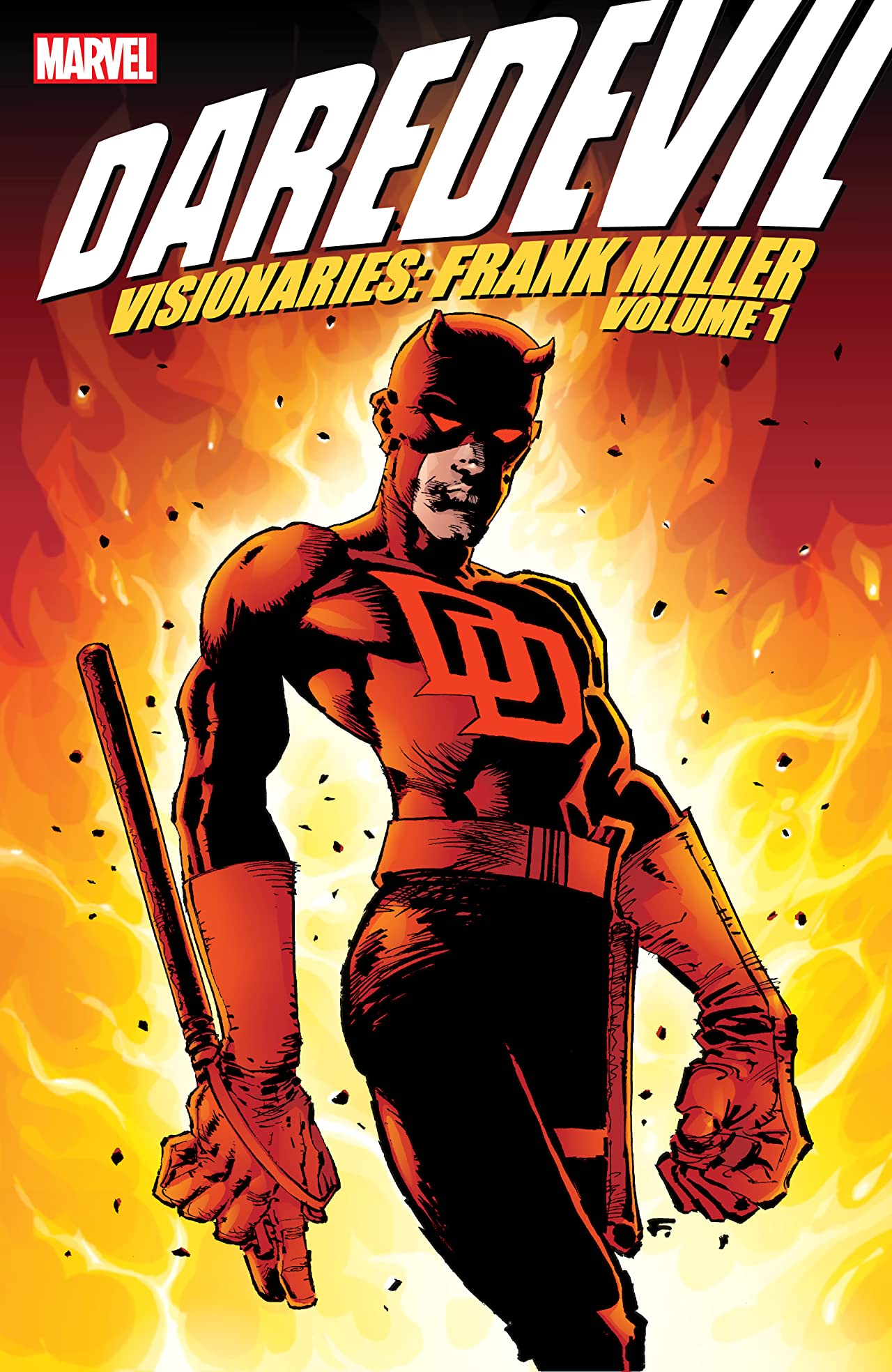 Daredevil Visionaries: Frank Miller Vol. 1