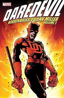 Daredevil Visionaries: Frank Miller Vol. 1