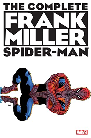 Spider-Man: The Complete Frank Miller