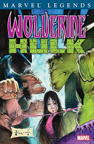 Wolverine Legends Vol. 1: Wolverine/Hulk