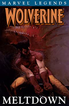 Wolverine Legends Tome 2: Meltdown