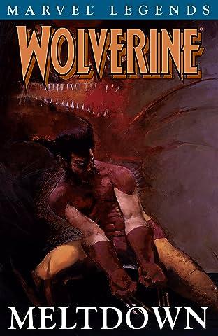 Wolverine Legends Tome 2: Meltdown