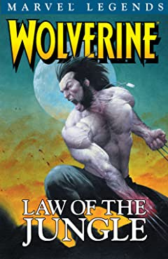Wolverine Legends Tome 3: Law Of The Jungle