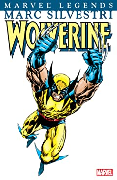 Wolverine Legends Tome 6: Marc Silvestri