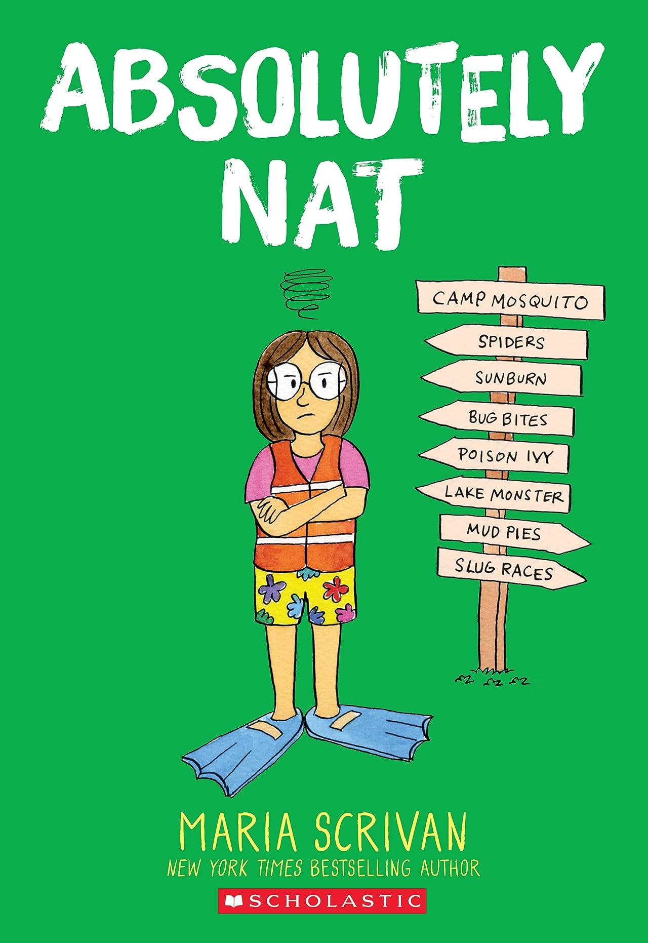 Absolutely Nat Vol. 3