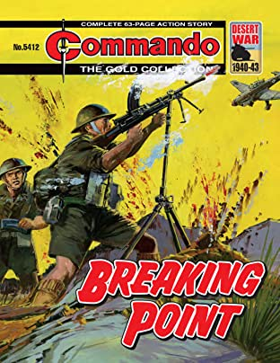 Commando #5412: Breaking Point