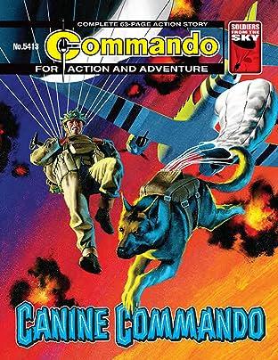 Commando #5413: Canine Commando
