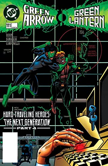 Green Arrow (1988-1998) #111