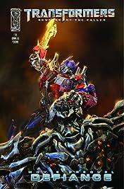 Transformers: Defiance - The Revenge of the Fallen Movie Prequel #4
