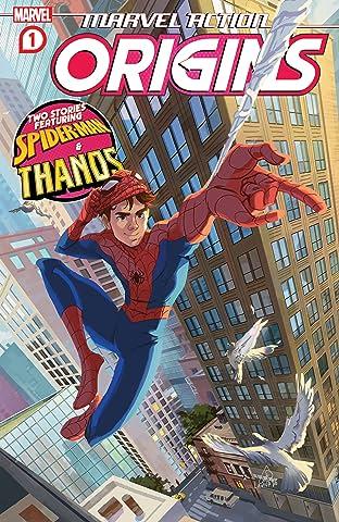 Marvel Action Origins #1 (of 5)