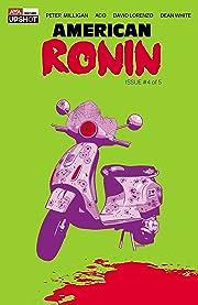 American Ronin No.4 (sur 5)