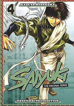 Saiyuki Vol. 4