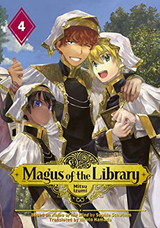 Magus of the Library Vol. 4