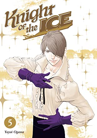 Knight of the Ice Vol. 5