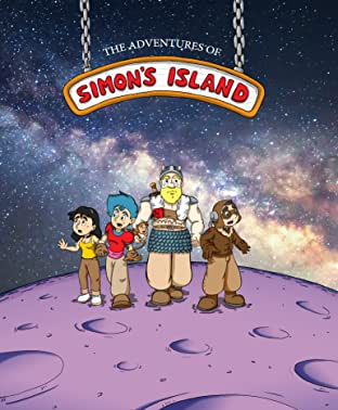 The Adventures of Simon's Island #6
