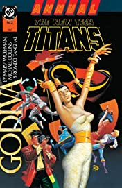 The New Teen Titans (1984-1996): Annual #3
