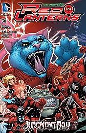 Red Lanterns (2011-2015) #30