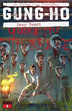 Gung-Ho #4: Sexy Beast