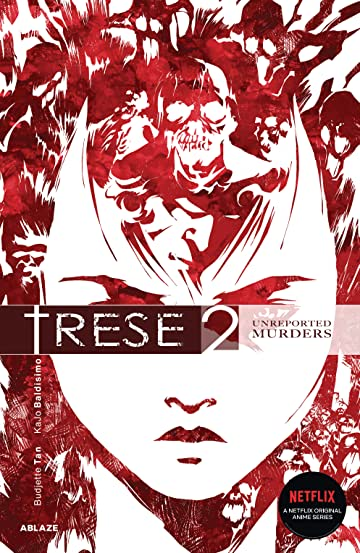 Trese Vol. 2: Unreported Murders