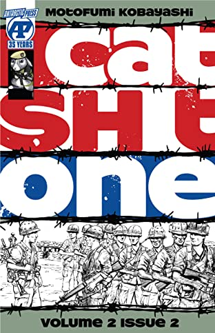 Cat Sh*t One Vol. 2 #2