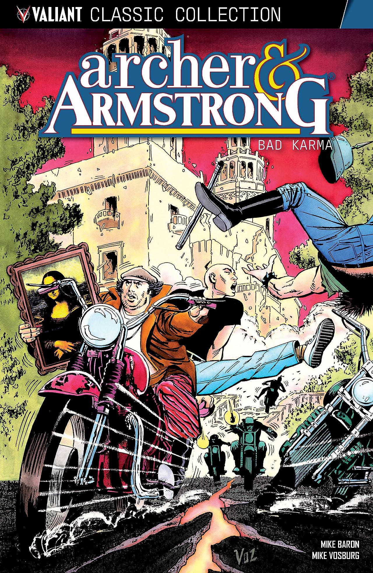 Archer & Armstrong: Bad Karma