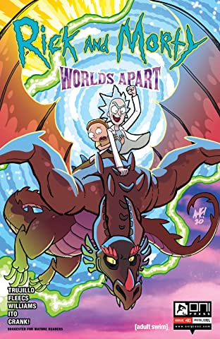 Rick and Morty No.1: Worlds Apart