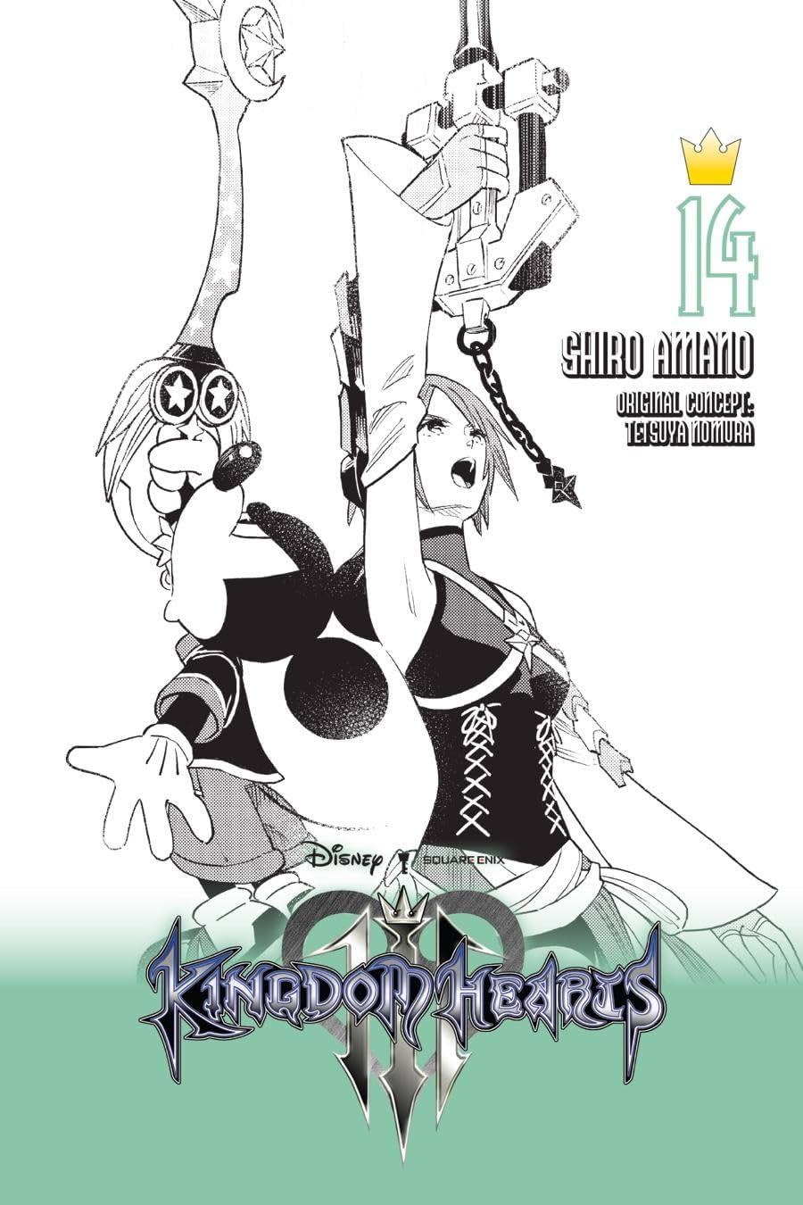 Kingdom Hearts III No.14
