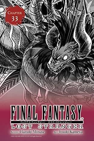 Final Fantasy Lost Stranger #33