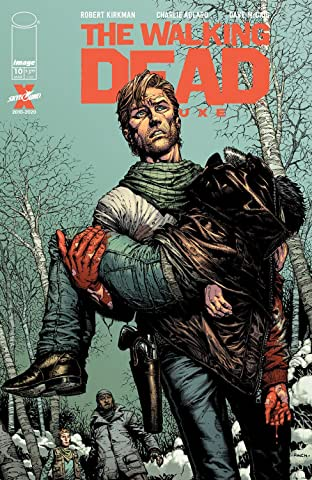 The Walking Dead Deluxe No.10