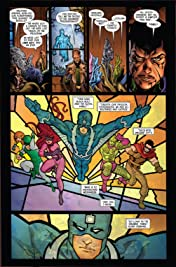 Secret Invasion: Inhumans #1 (of 4)